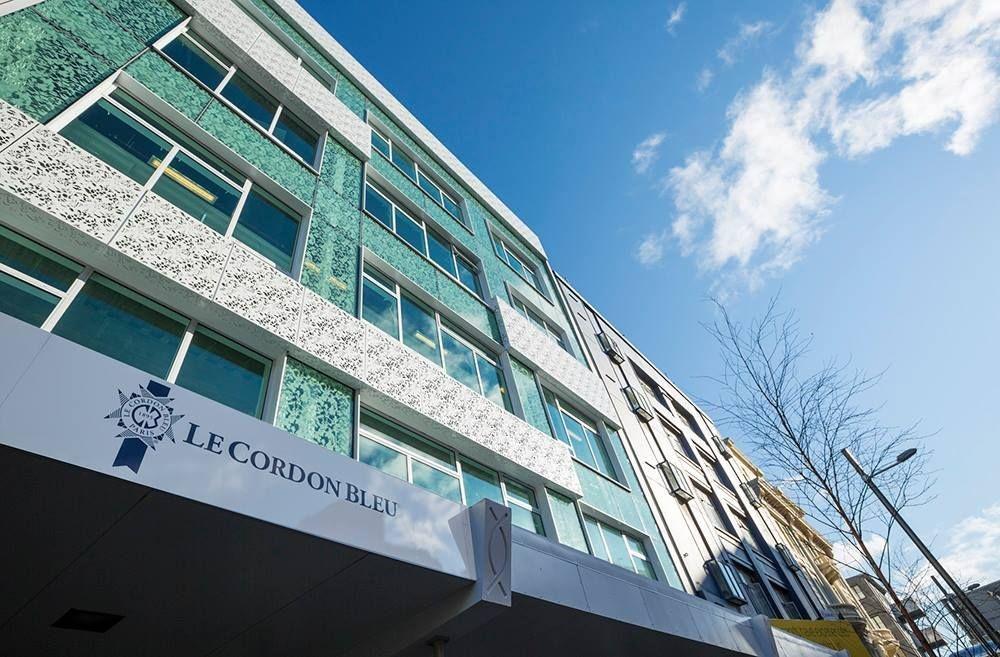 Le Cordon Bleu Wellington New Zealand chuyên đào tạo các cấp độ ngành ẩm thực