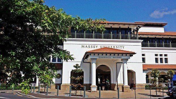 Hình ảnh đại học Massey