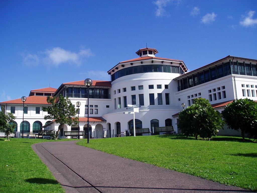 Massey là 1 trong 8 trường đại học tốt nhất New Zealand