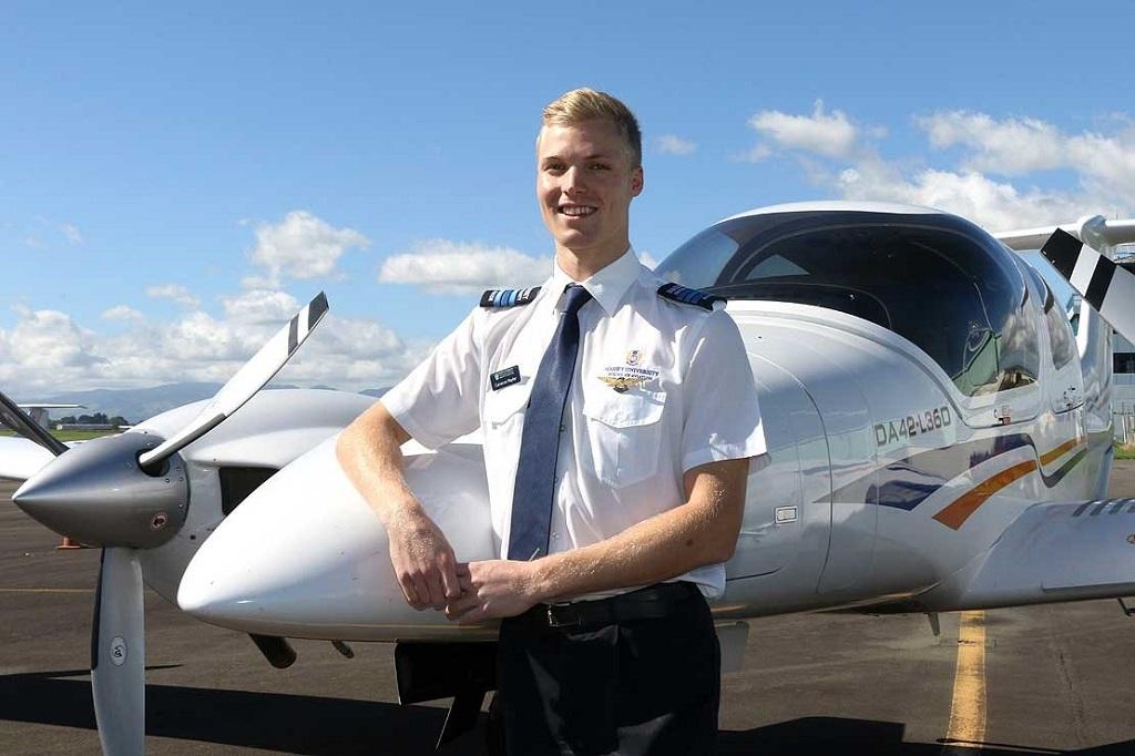 Massey là trường duy nhất New Zealand cung cấp chương trình lấy bằng đại học ngành hàng không