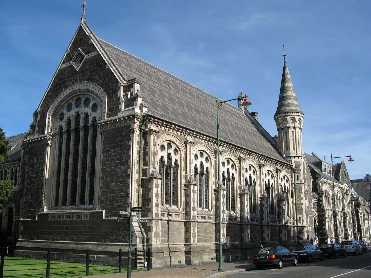 Hình ảnh đại học Canterbury