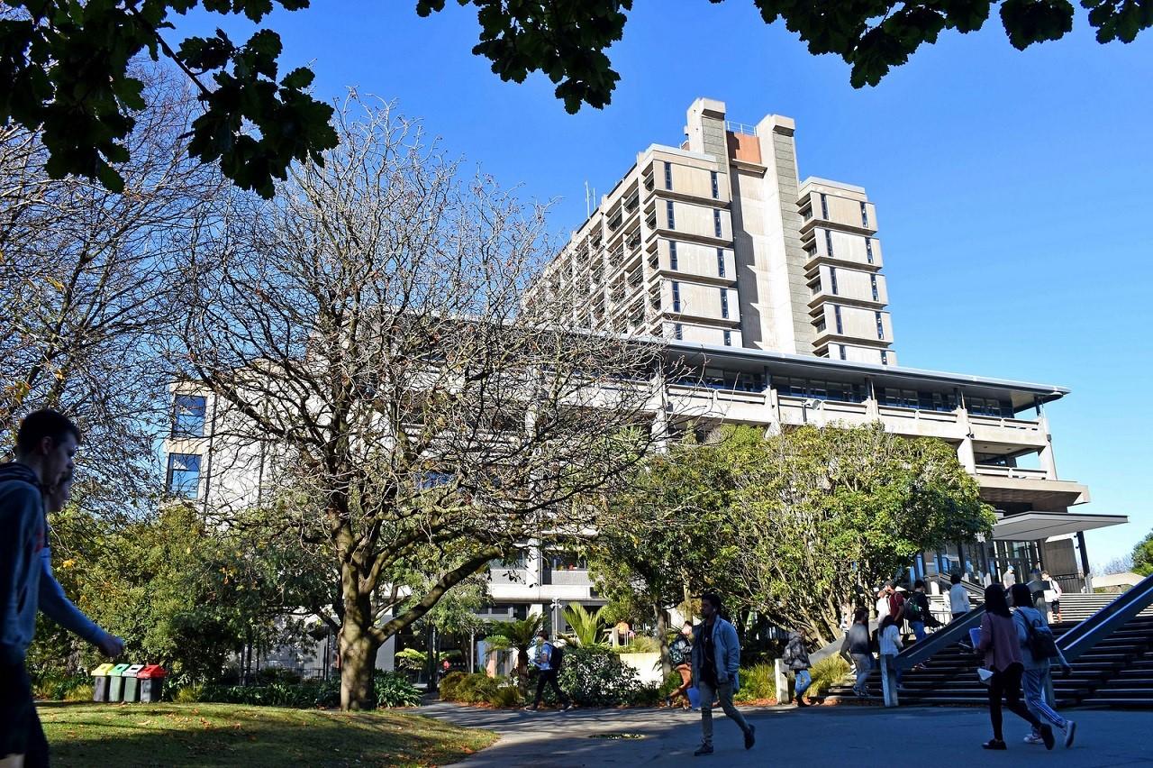 Học bổng du học New Zealand 2018-2019 Đại học Canterbury