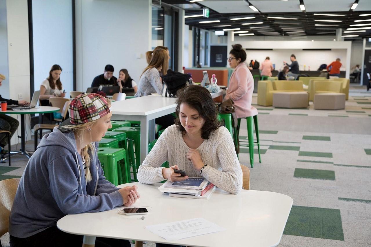 Học bổng du học New Zealand chương trình cao đẳng