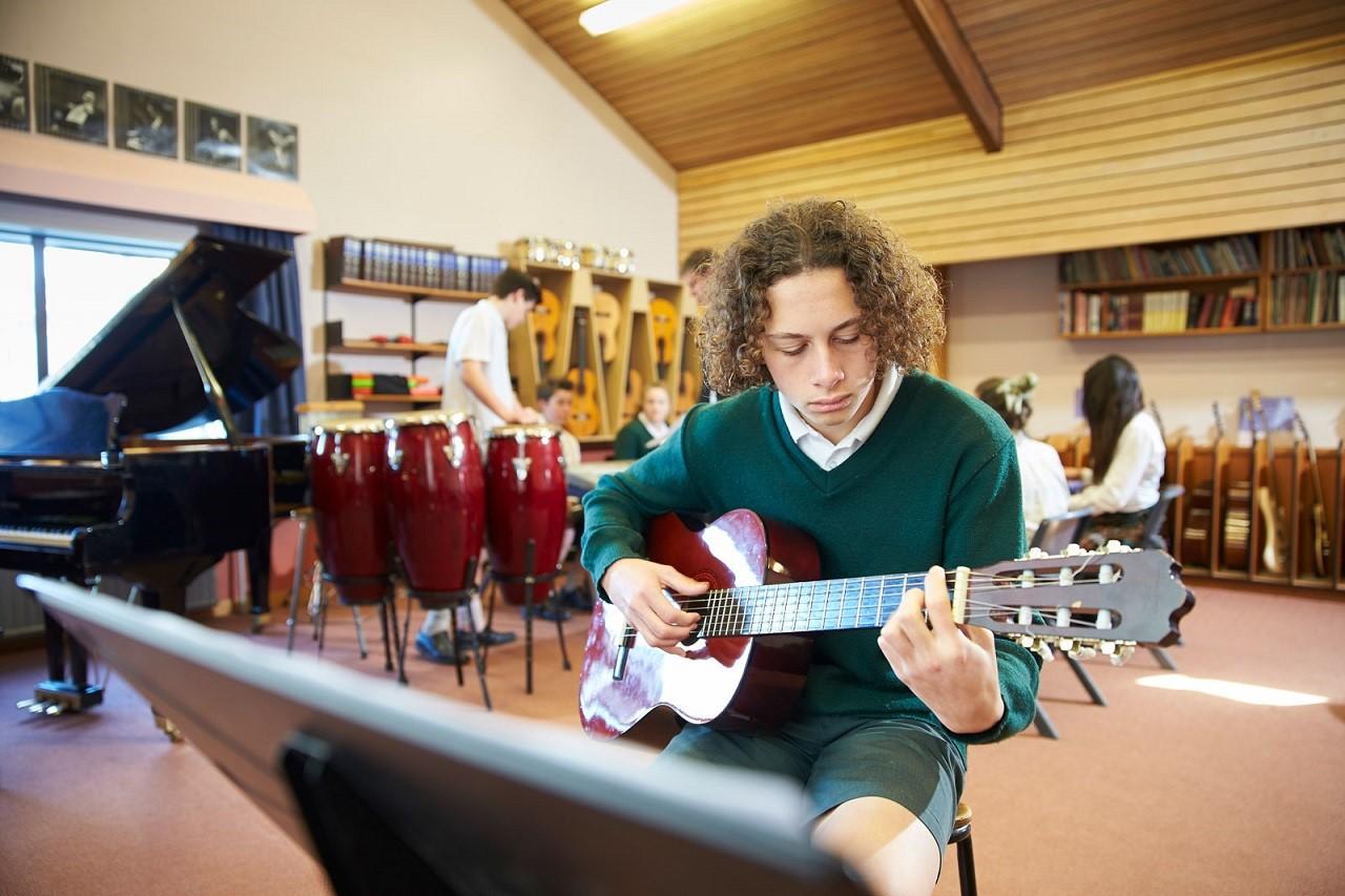 Học sinh sẽ được khuyến khích thể hiện và khẳng định bản thân tại trường học New Zealand
