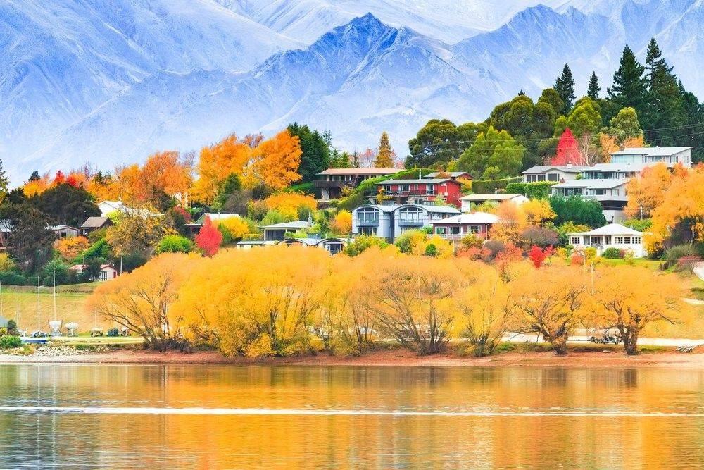New Zealand thu hút du học sinh bởi cuộc sống an toàn, thanh bình. Ảnh: Shutterstock