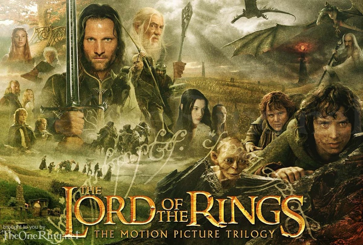 The Lord of the Rings được lấy bối cảnh tại New Zealand