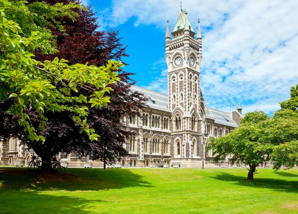 Cả 8 trường đại học của New Zealand đều thuộc top 3% thế giới