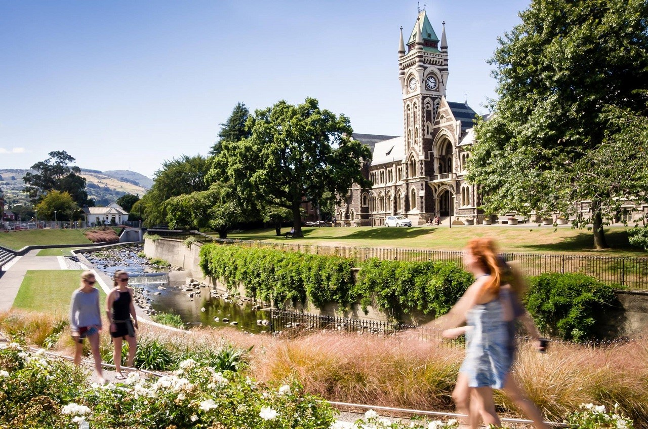 Cách để du học tự túc ở New Zealand