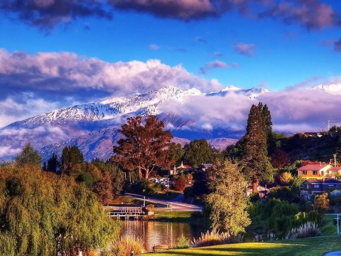 New Zealand thu hút du học sinh không chỉ bởi sự yên bình, an toàn mà còn những đãi ngộ hấp dẫn