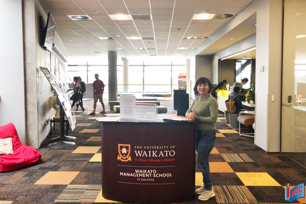 Hội thảo du học New Zealand