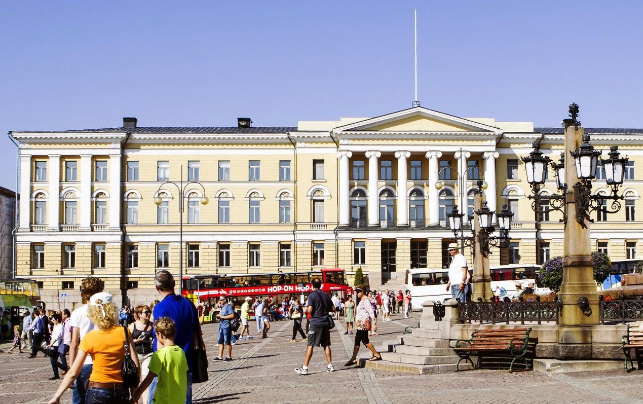 Đại học Helsinki - Top 100 đại học tốt nhất thế giới (theo THE)