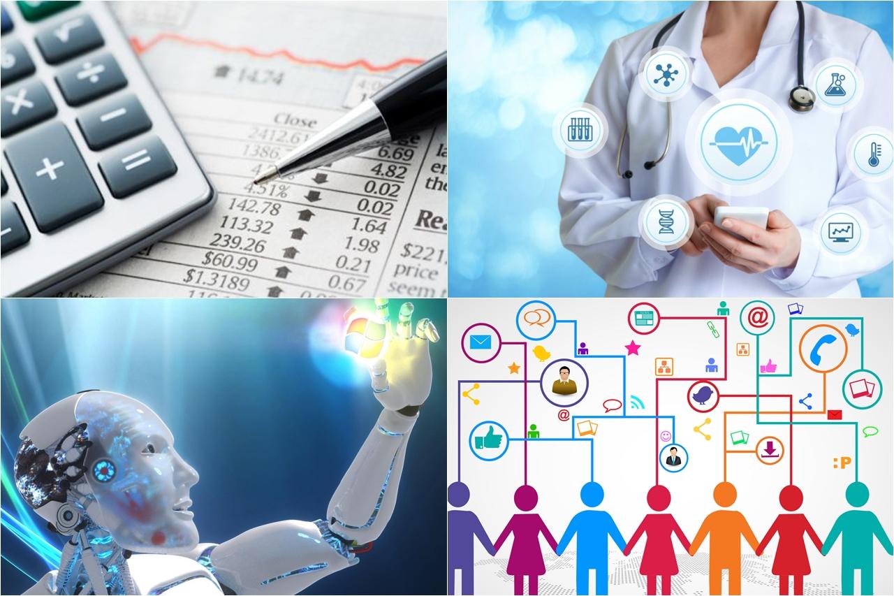 Tampere3 cung cấp nhiều lựa chọn ngành học ở các lĩnh vực: kinh tế, xã hội, y tế và công nghệ