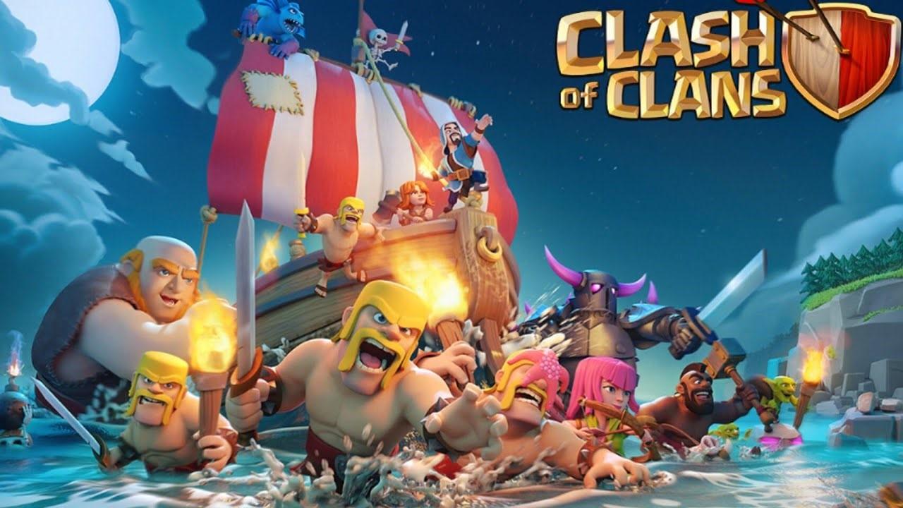 Ứng dụng game Clash of Clan đình đám được phát triển tại Phần Lan