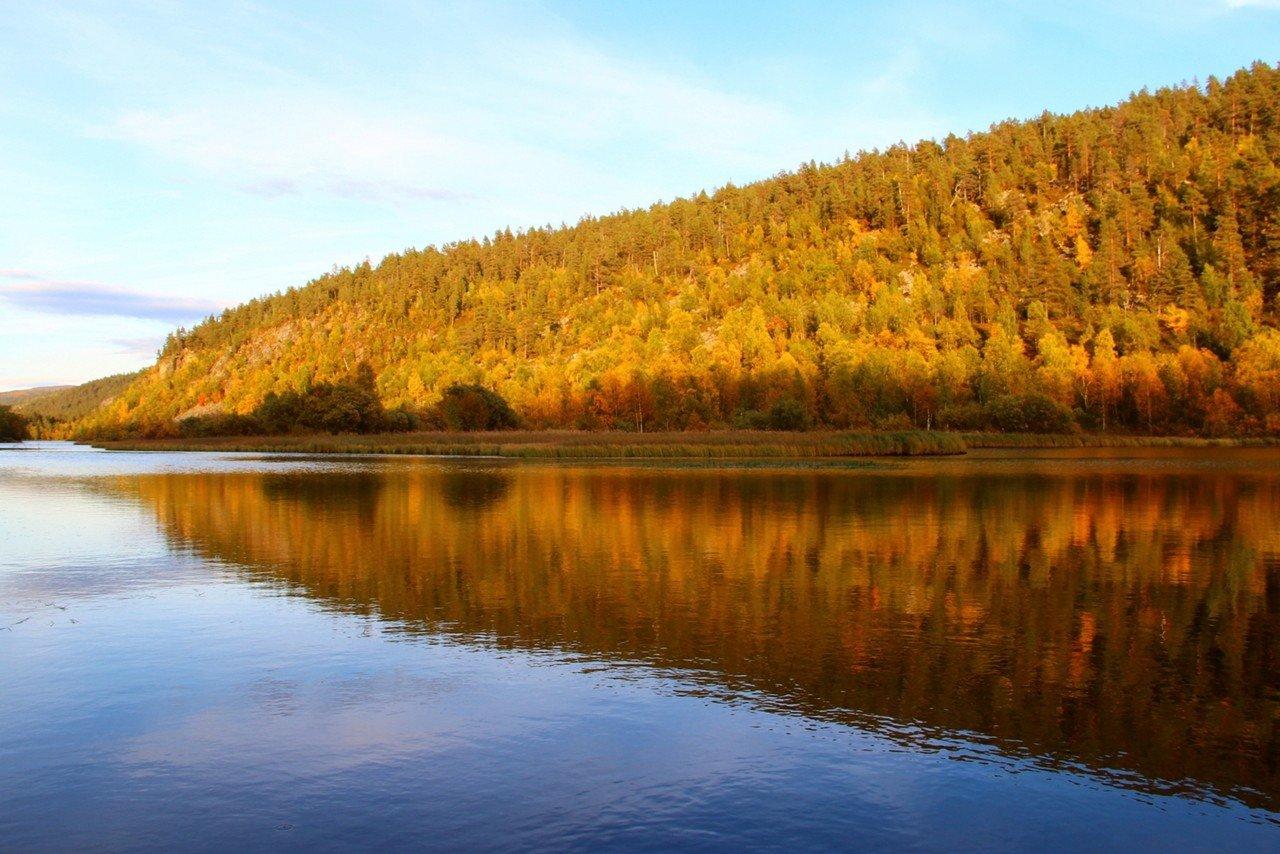 Mùa thu tại Phần Lan