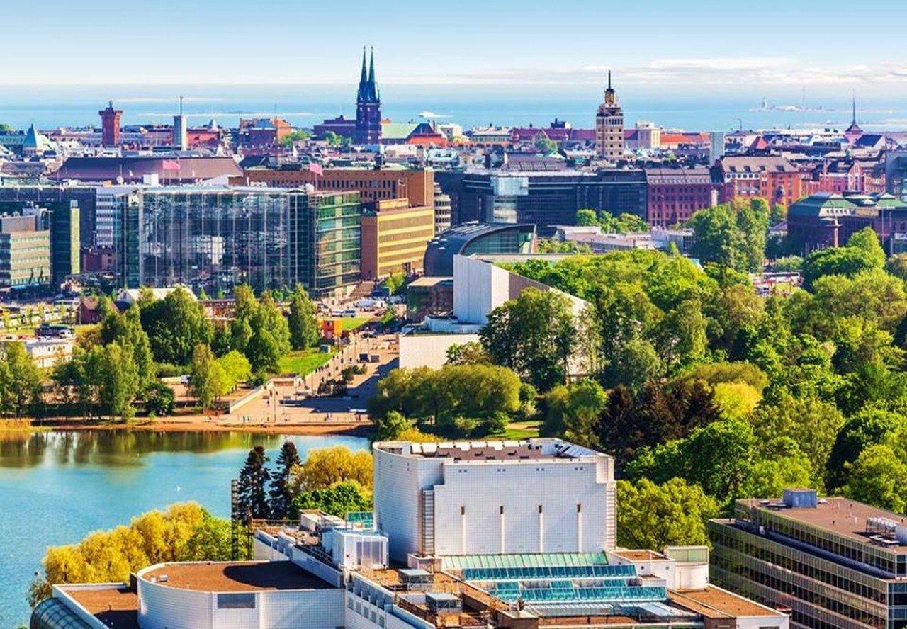 Phần Lan - Đất nước Bắc Âu xinh đẹp và hùng mạnh!