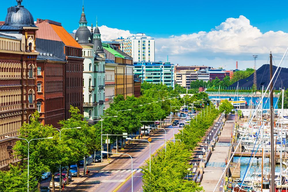 Helsinki có nhiều tiện ích và không gian sống lý tưởng cho sinh viên