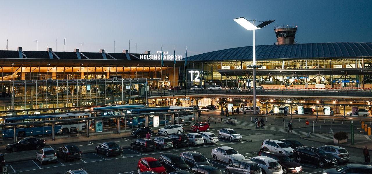 Sân bay Helsinki-Vantaa là một trong các sân bay tốt nhất thế giới