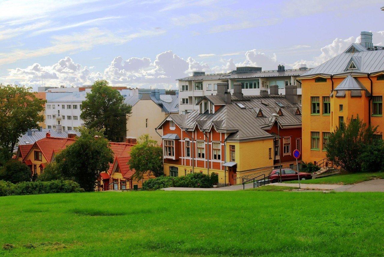 Mùa hè tại Phần Lan