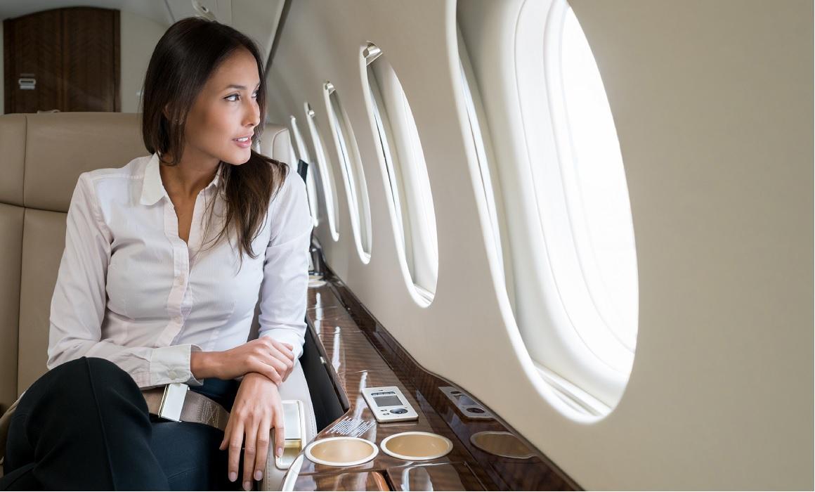 Sinh viên tốt nghiệp biết cách đem lại sự thoải mái và hài lòng cho khách hàng sử dụng dịch vụ hàng không