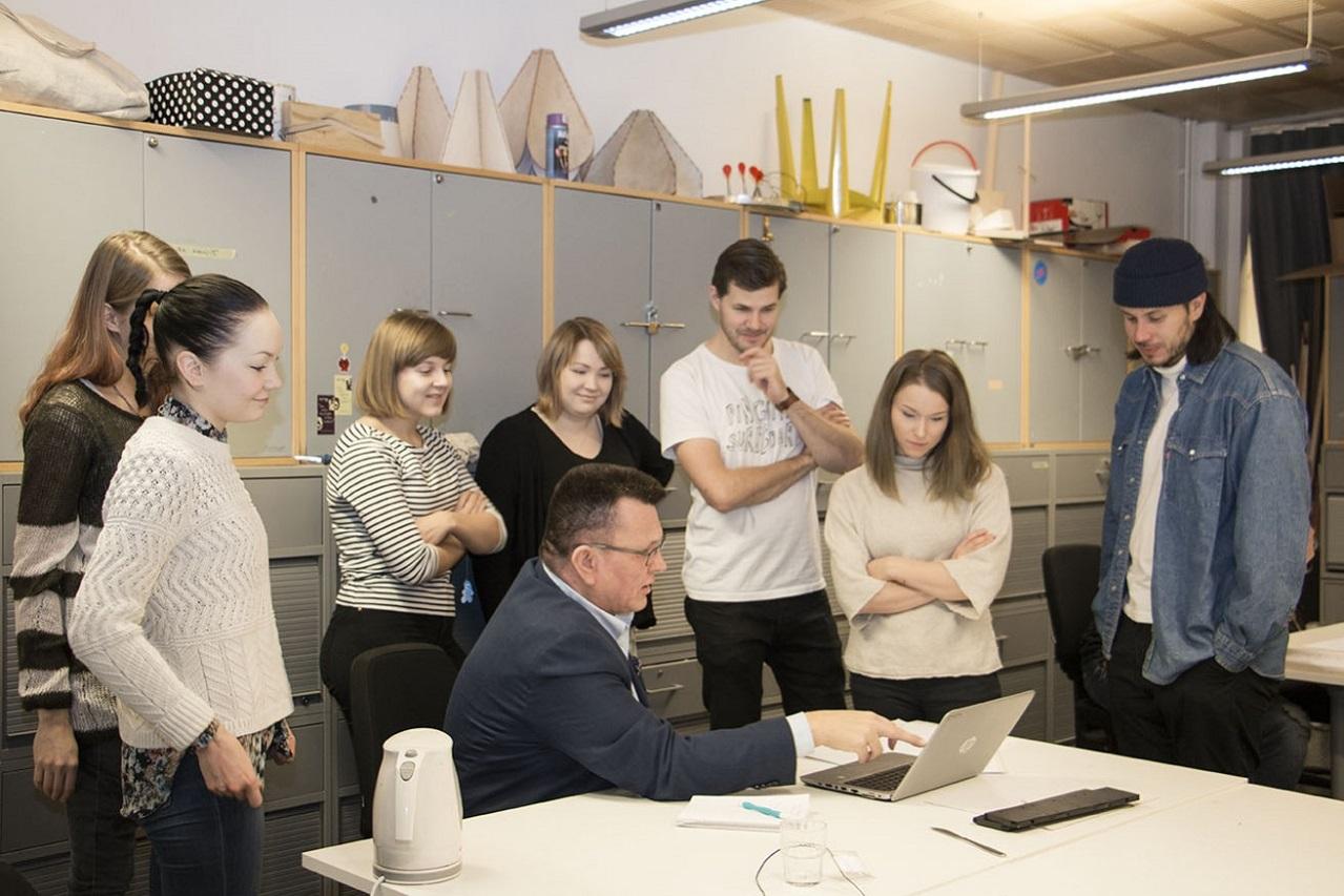 Đại học KHUD Lahti là lựa chọn của nhiều sinh viên quốc tế du học Phần Lan