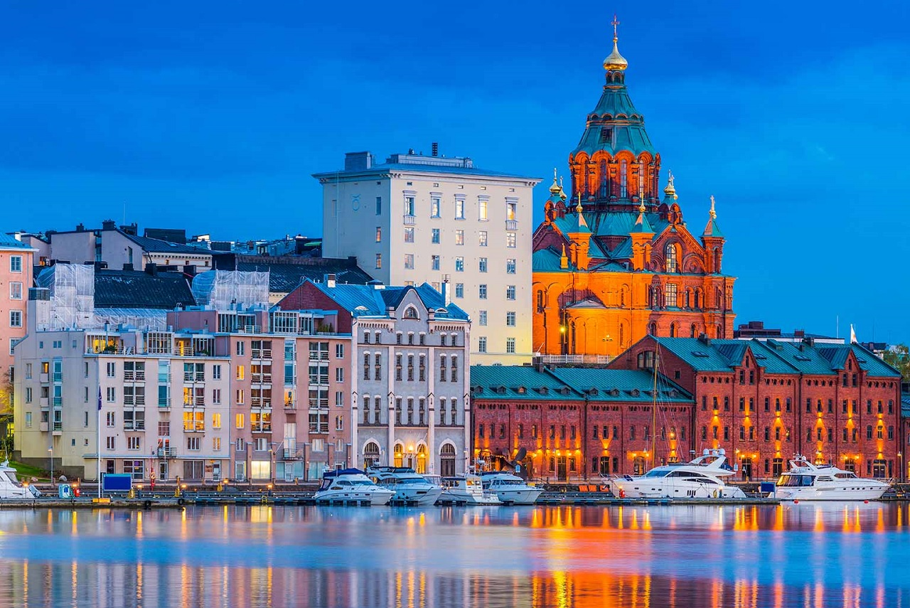 Phần Lan – điểm đến du học tuyệt vời ở Bắc Âu