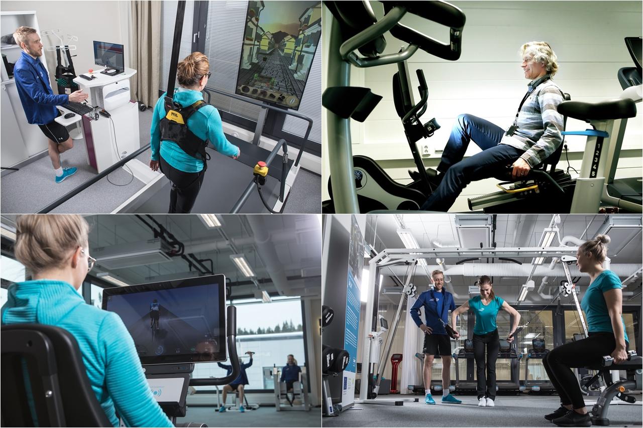Sinh viên học tập với trang thiết bị hiện đại tại Active Life Lab