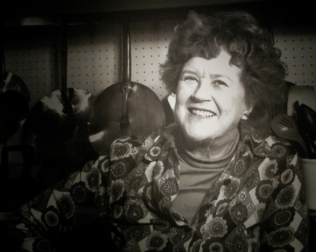Julia Child – Bà hoàng ẩm thực thế giới