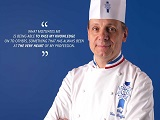 Éric Briffard – Từ siêu đầu bếp sao Michelin đến cố vấn ẩm thực tại Le Cordon Bleu