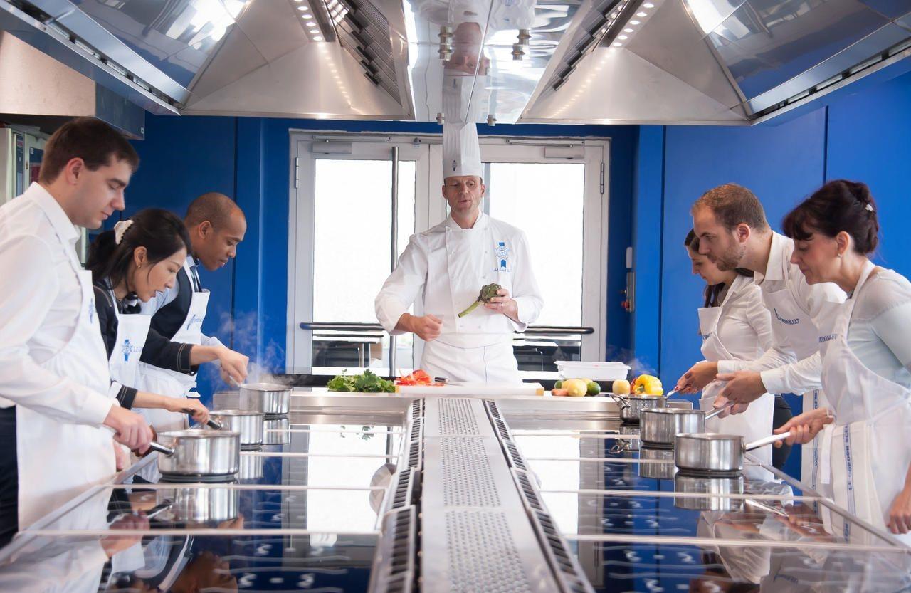 Tư vấn chi phí du học Pháp tại Học viện Le Cordon Bleu Paris 1