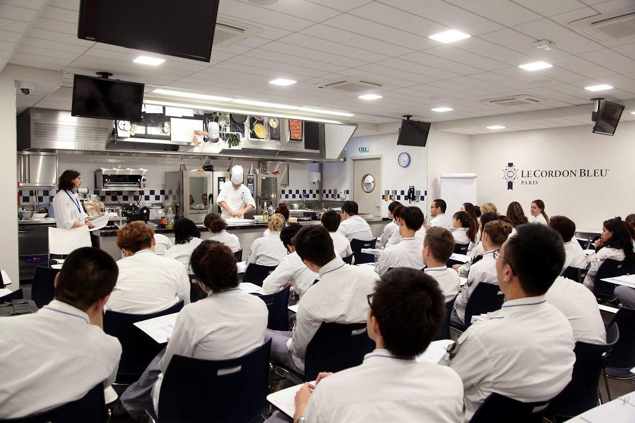Du học Pháp tại Học viện Le Cordon Bleu 2019