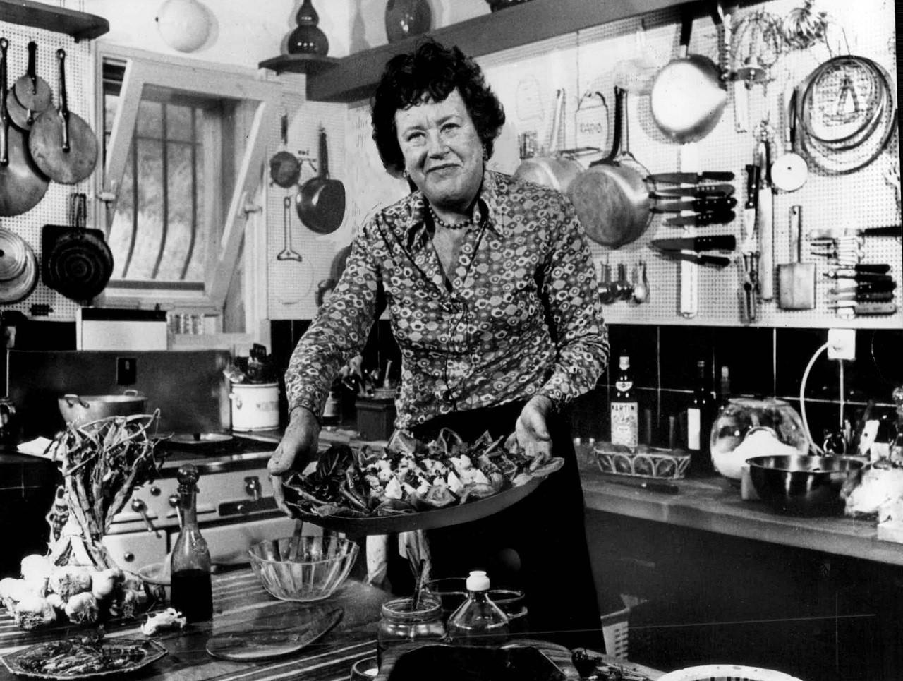 Du học ngành ẩm thực tại Pháp - Thành danh rạng rỡ như Julia Child