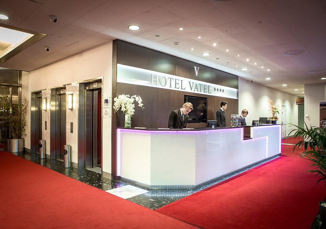 Học viện Vatel Pháp tham gia hội thảo chuyên đề hospitality của INEC