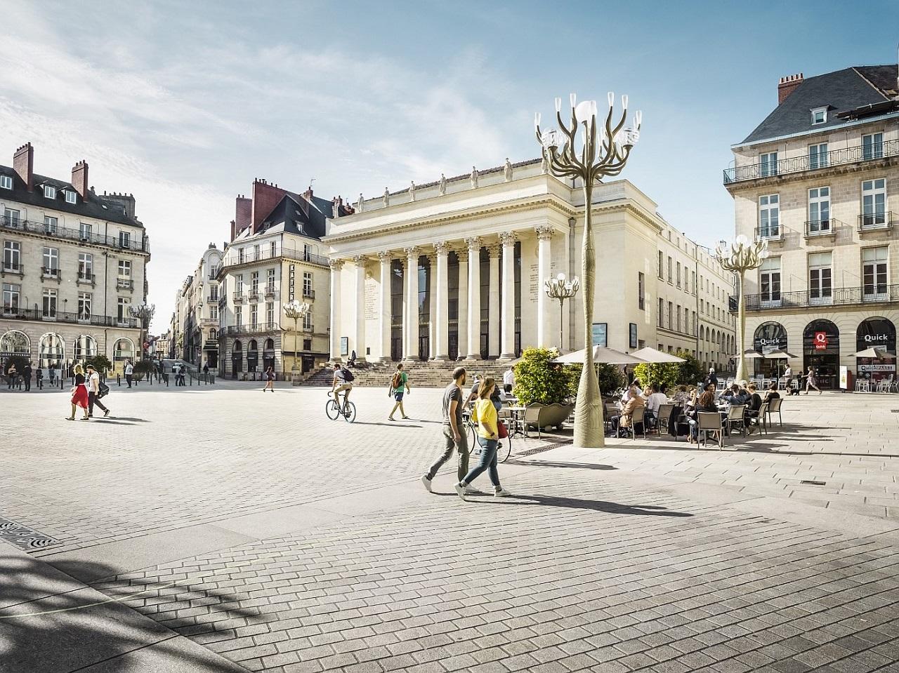 Nantes – Miền đất giàu lịch sử nghệ thuật và văn hóa của nước Pháp