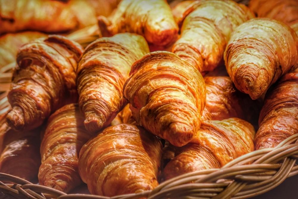 Một trong những thương hiệu ẩm thực thế giới – bánh croissant