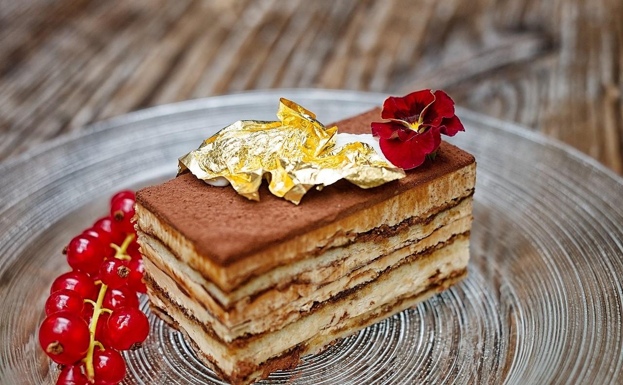 Bánh opera – Bản giao hưởng đầy ngọt ngào