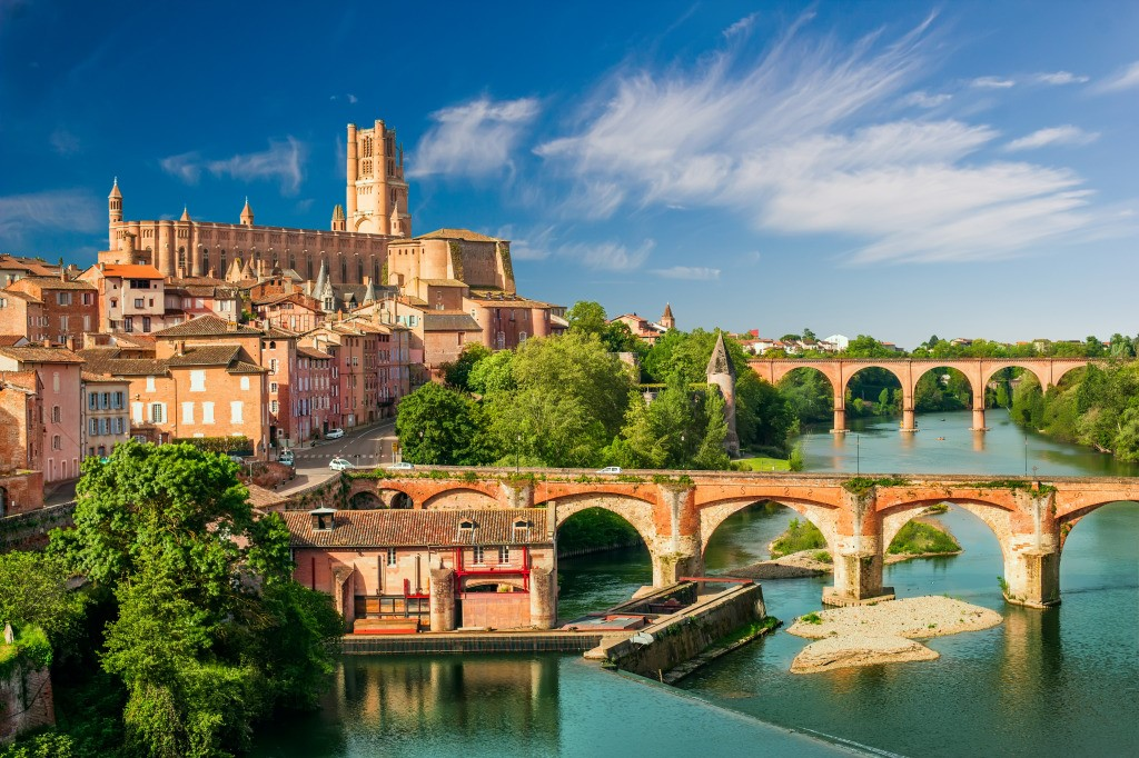 Du học Pháp nên chọn thành phố nào - Toulouse