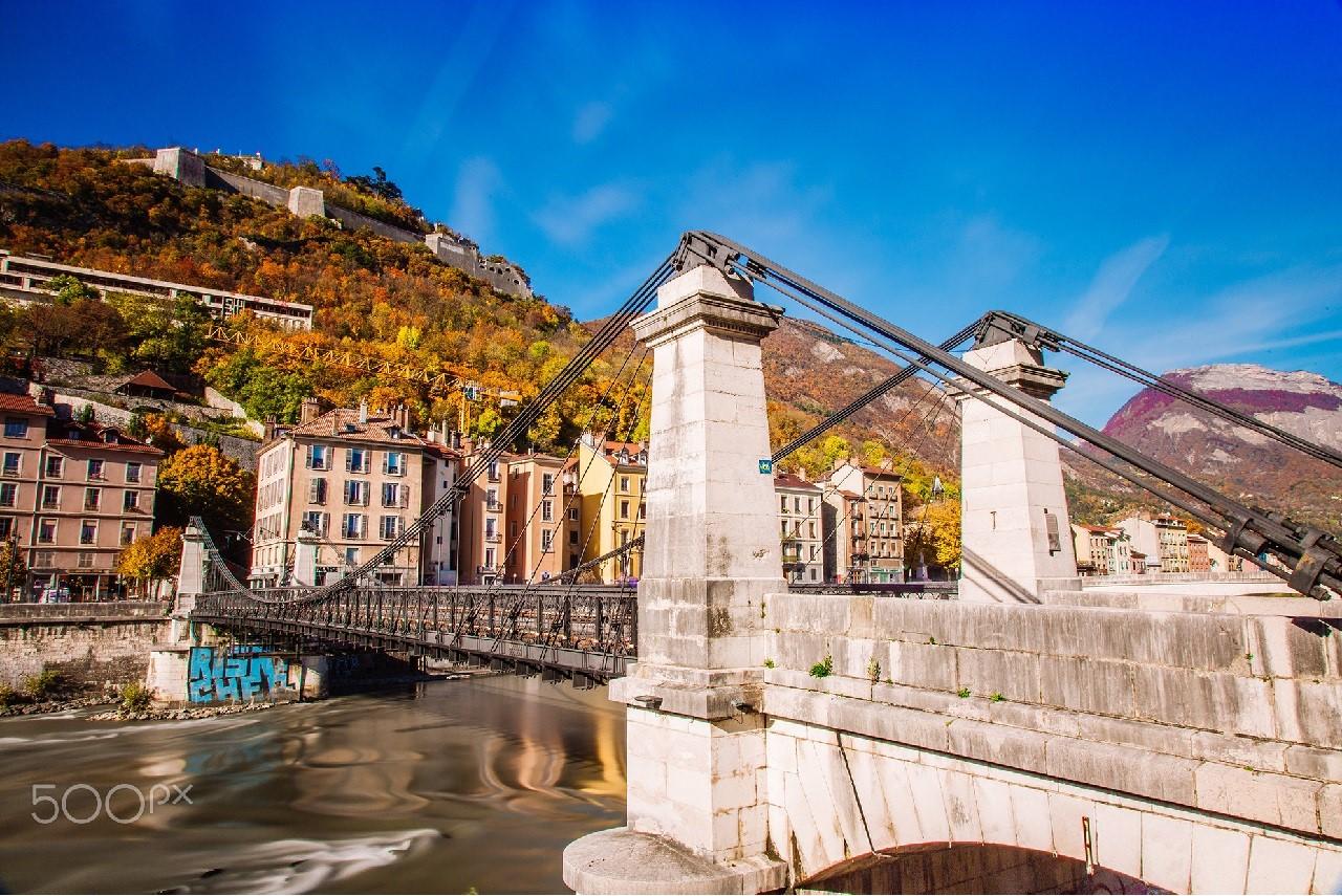 Du học Pháp nên chọn thành phố nào - Grenoble