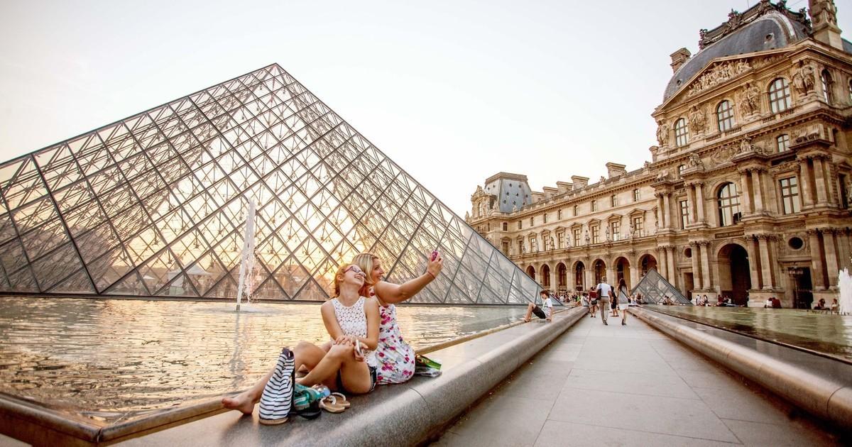 Louvre là bảo tàng nghệ thuật lâu đời nhất nước Pháp