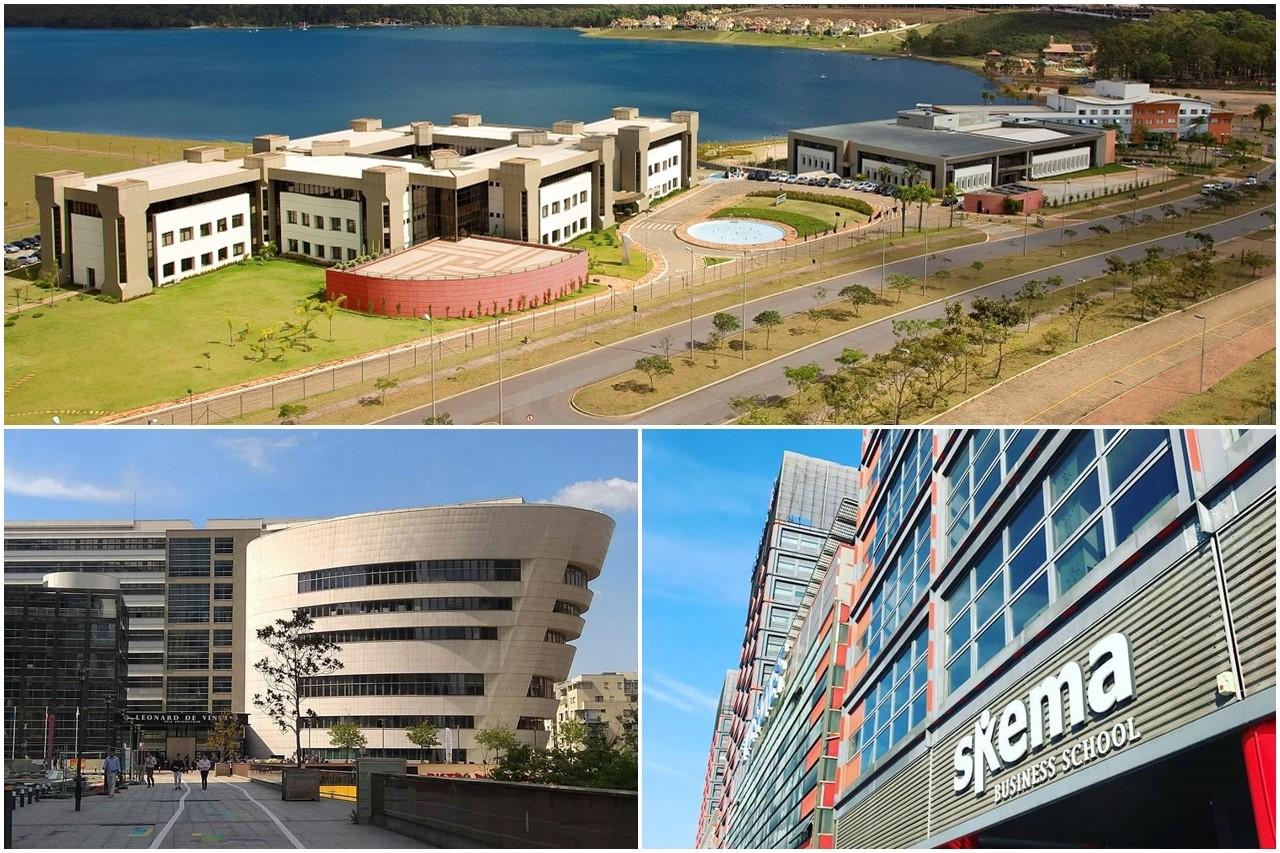 Học viện SKEMA là điểm đến du học Pháp ngành kinh doanh nổi tiếng