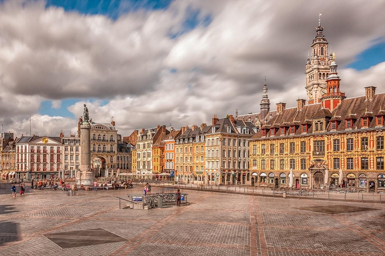 Trường Kinh doanh SKEMA tại Lille