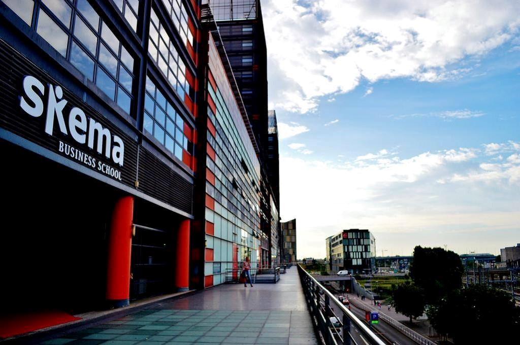 Du học Pháp ngành quản trị kinh doanh tại SKEMA