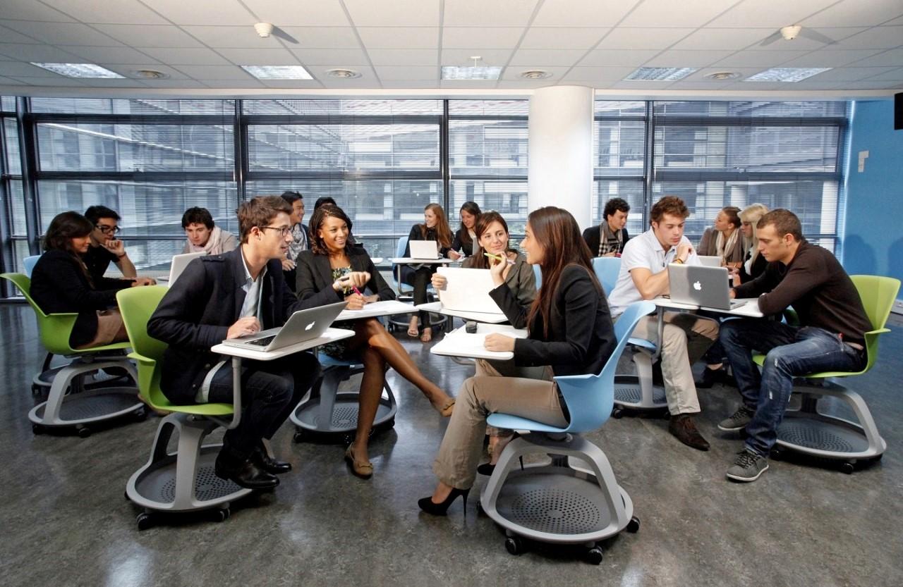 Học bổng du học Pháp ngành kinh doanh