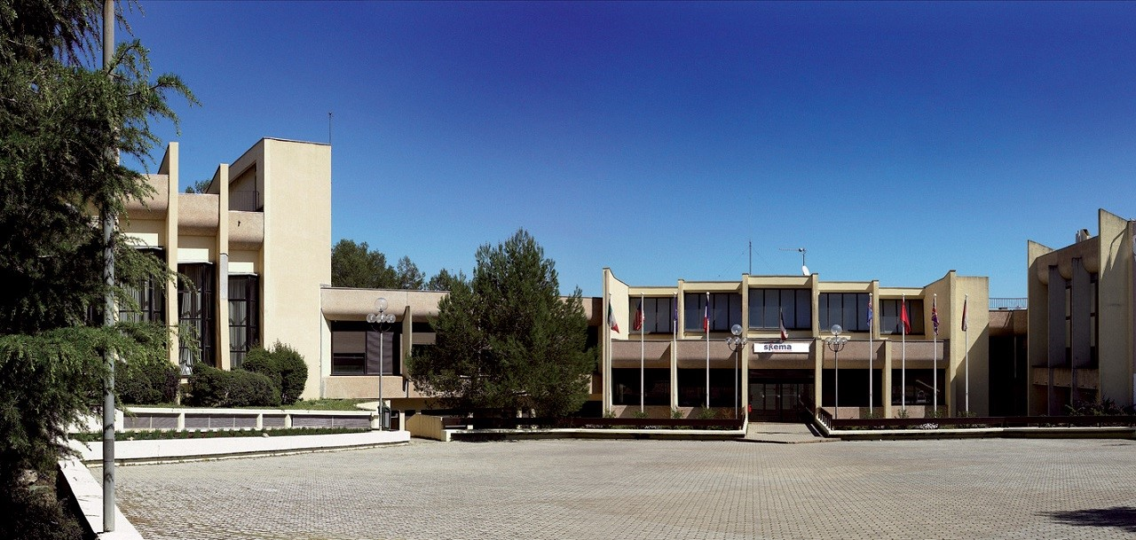 Cơ sở đào tạo của SKEMA tại Sophia-Antipolis, Pháp