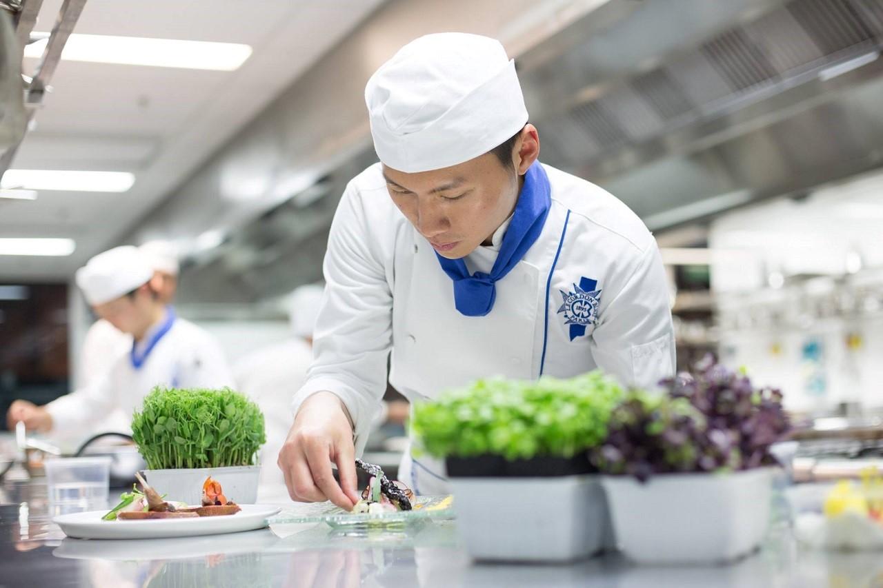 Du học Pháp ngành ẩm thực tại Học viện Le Cordon Bleu - top 10 trường tốt nhất thế giới