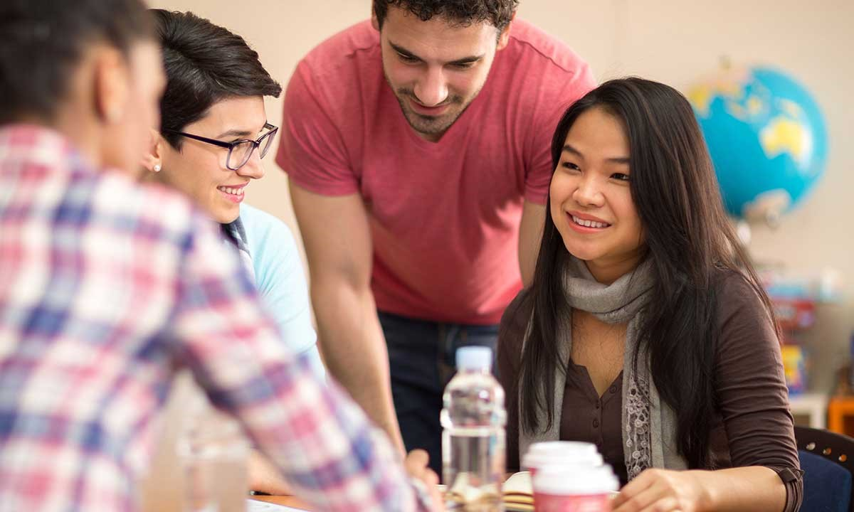 Du học Pháp bằng tiếng Anh được mở rộng khi số lượng khóa học sẽ tăng nhanh