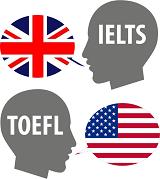 Muốn du học thì học IELTS hay TOEFL?