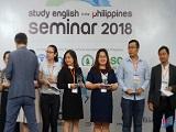 Triển lãm: Du học tiếng Anh tại Philippines