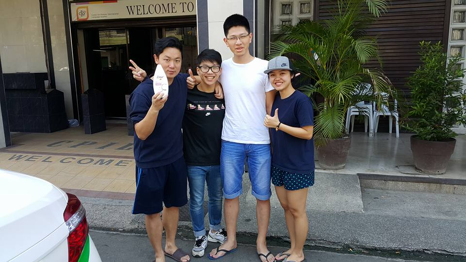 học tiếng Anh khi du học Philippines