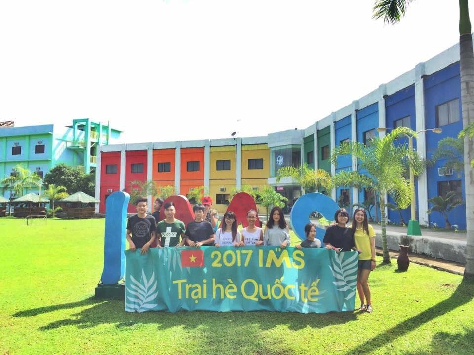 học bổng du học Philippines tại học viên IMS