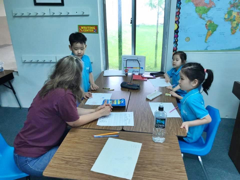 Du học tiếng Anh tại Philippines-Lớp hợp tiếng Anh